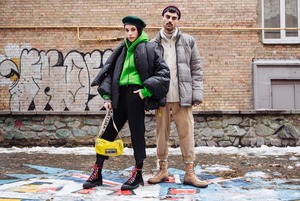 Як одягатися в мороз: 5 луків від стилістів