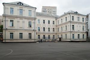 Я працюю у Печерській гімназії 1809 року