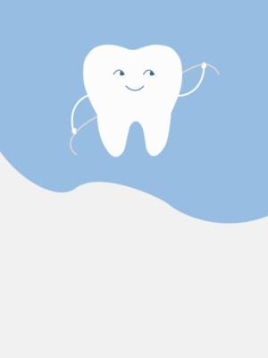 Користуватися зубною ниткою регулярно