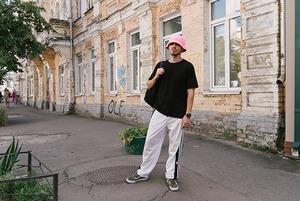 Олег Псюк, 26 років, лідер реп-гурту Kalush