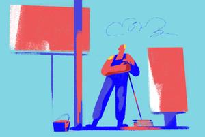 Коли білборди падають: хто відповідає за безпечність рекламних конструкцій у місті