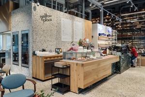 Хліб, кава і вино у гастрохабі Garage від власників goodwine у промзоні на Подолі