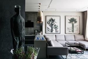 Пікассо і Тістол у квартирі арт-дилера Ігоря Абрамовича