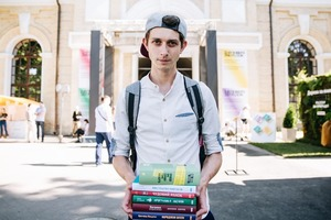 Що купують гості Книжкового Арсеналу