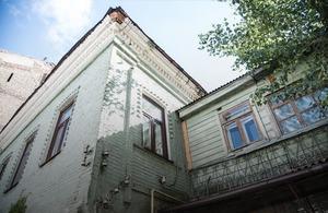 Я живу у найстарішому будинку Києва