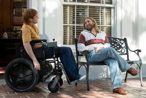 Дивимося «Не хвилюйся, він далеко не піде» з людьми з інвалідністю