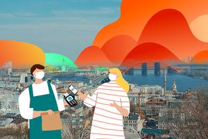 10 проявів «розумного міста», які вже є в Києві: від каршерінга до електронної реєстратури