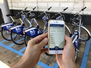 У Києві запустили сервіс велопрокату Nextbike: як це працює