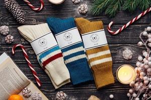 Ноги в теплі: 17 пар шкарпеток на зиму