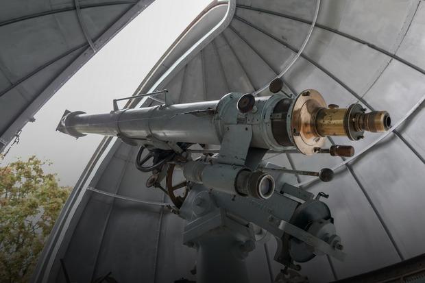 Я працюю в Одеській обсерваторії