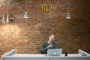 Офіс дизайн-студії FILD