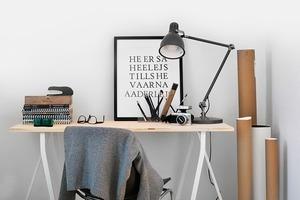 Як облаштувати робочий стіл