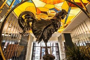 Chicken Kyiv на Хрещатику