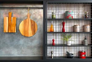 Усе під рукою: як продумати систему зберігання речей на кухні