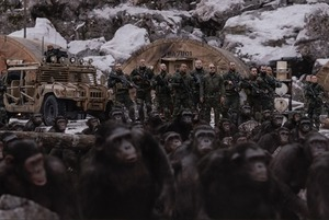 Нова «Планета мавп», «Кураж Базар» і вісім вечірок вихідних