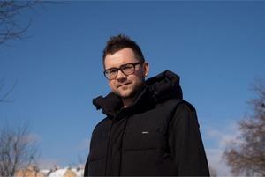 Микола Майструк, 36 років, саксофоніст і вчитель у музичній школі