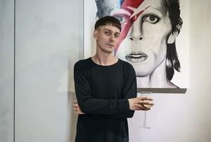 Девід Бові та статуя Свободи у квартирі директора гурту The Hardkiss