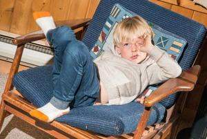 Як працювати дистанційно, якщо вдома дитина