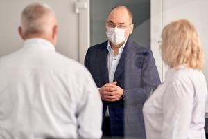 Як в Україні готуються до збільшення кількості хворих після свят – інтерв'ю з міністром Степановим