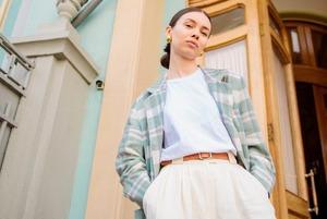 Таня Кравчук, 27 років, блогерка та модель