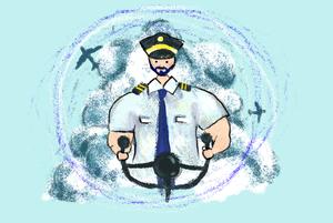 Скільки заробляє пілот української авіакомпанії