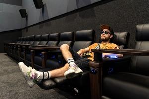 Лазер, ефект снігу та інклюзивність: що буде в новій «Планеті кіно» у ТРЦ River Mall