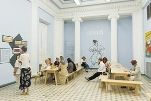 У Національному художньому музеї відкрили поп-ап кафе «Еней»