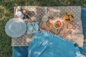 15 речей для комфортного пікніка на природі