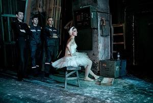 Камера спостереження. Владислав Мусієнко знімає балет за лаштунками Національної опери