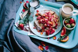 5 небанальних рецептів млинців