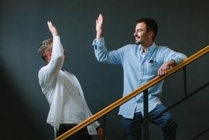 Бути разом:  чому бізнес краще робити з друзями