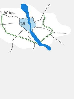 Що таке КОД і чи потрібна Києву обхідна дорога за 85 мільярдів. За і проти