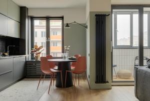 Квартира зі скандинавським дизайном на Софіївській Борщагівці