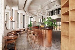 Піцерія від власників Zigzag, новий «Привет» і бари на даху: анонсуємо простір «Рейтарська Circle»