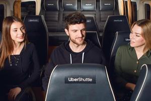 Маршрутки по-новому: що урбаністи кажуть про Uber Shuttle