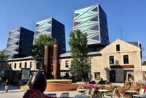 Як старий промисловий квартал став сучасним бізнес-районом? Ось історія редевелопменту в Таллінні
