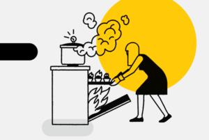 Пекла паску на режимі «гриль»: вчимося приборкувати кухню на помилках читачів The Village Україна