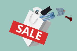 Як купувати речі на розпродажах
