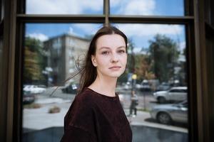 Аня Парфенюк, 27 років, співзасновниця проєкту Name of project