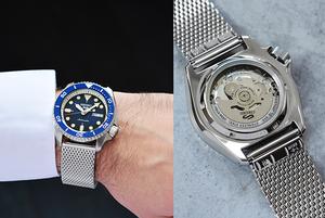Обираємо годинник, з яким можна плавати та не боятися ударів