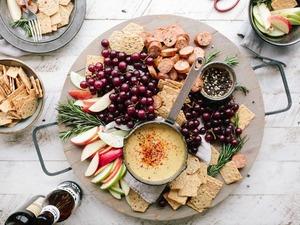 Небанальні рецепти страв із виноградом