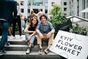 Kyiv Flower Market у комплексі «Торонто-Київ»