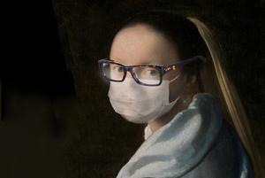 Від носіння маски запотівають окуляри. Що робити?