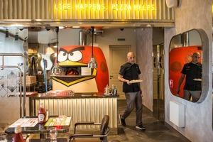 Бургери від шефа та неаполітанська піца у Liberty Diner на Контрактовій площі
