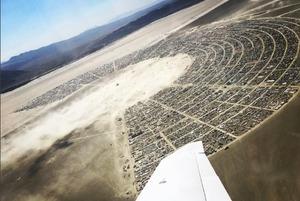 Burning Man: Що публікують гості фестивалю у Instagram