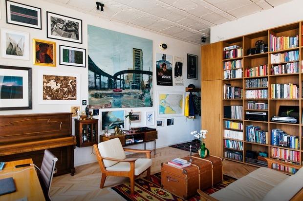 Квартира на Рейтарській, заради якої продали пентхаус у Берліні