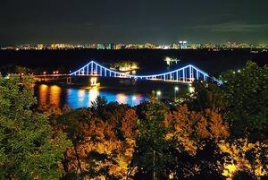 Київ після заходу сонця: вчимося знімати місто разом з фотографом
