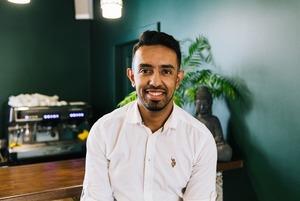Індійське кафе Balu: курка-карі на Великій Житомирській
