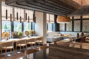 Найбільший японський ресторан України Fujiwara Yoshi