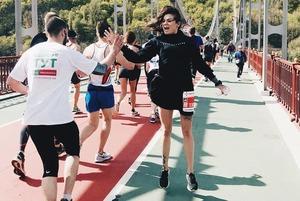 Kyiv Half Marathon 2018 на фото в Instagram